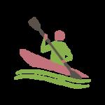 Hébergement-insolite -Puy-du-fou-papilles-et-pupilles-canoe